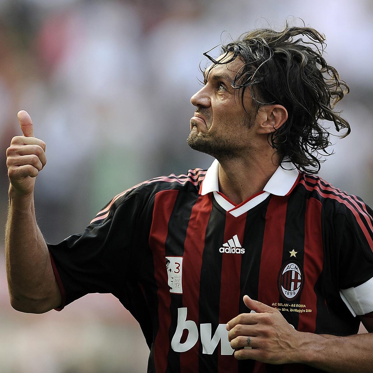San Siro send-off turns sour for <em>capitano</em> Maldini